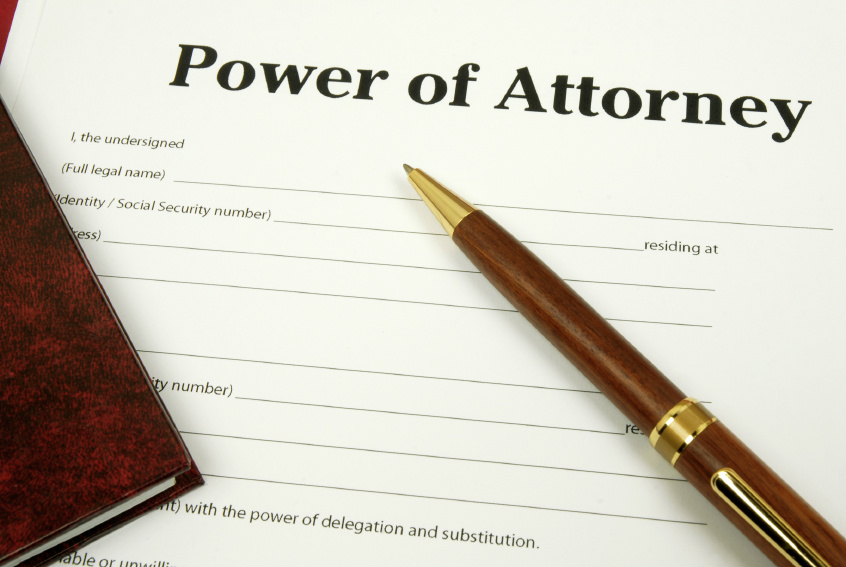 Making A Financial Power Of Attorney In The District Of Columbia